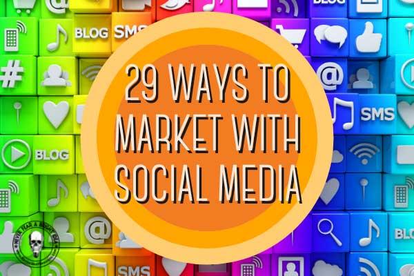 Market with Social Media