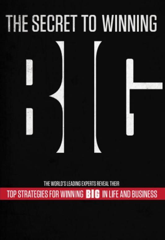 Secret to Winning Big book